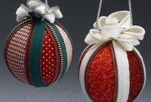 Celebrate Christmas / crafts and decorations