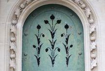 Doors, Gates, and Windows / by Sherri Frazier