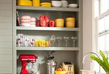 KITCHEN - The Heart of the Home / Kitchens, pantries, and eating areas / by Sherri Frazier
