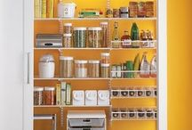 Pantry / Pantry ideas / by Laura Pease