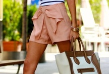 Women Outfits Inspiration / A collection of outfit inspiration so that when I run out of ideas on how to piece together the clothes in my closet to create an outfit, I'll fall back on Pinterest and I won't be disappointed. :)  / by It girl