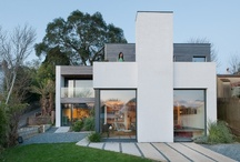 Exteriors / by Beth  ▲  the Modern Home