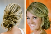 #Hair #Updos / Great ideas for special event and #wedding #hair / by Belle'Ham Wedding & Events
