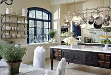 Cuisines/kitchens / The kitchen heart of the home