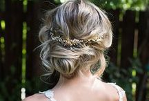 Wedding Hair & Beauty / Bridal Hair Inspiration, Makeup, Manicures and More!