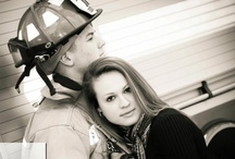 The life of a firefighter / by Justine Foster