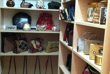 MY vintage handbags / I collect vintage handbags- 60 and 70s bag- one of a kind, designer and whimsical bags. More than 300. You will love... info@samanthastable.com