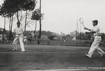 Kirolak. Tenis - Deportes. Tenis / by Getxo iruditan - Imágenes de Getxo