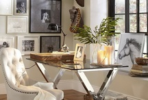 Home office, studio / A place to be creative
