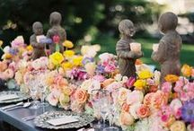 Let's set the table / Entertaining,  or romantic dinners, lets set the table