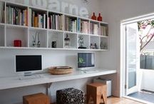 Office/Work Space / by Cindy Shirk