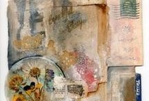 ART Inspiration / mixed media, collages