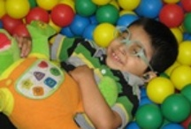Visually Impaired Children with Multiple Disabilities / Ideas, activities and medical information for babies and children who are blind with additional multiple disabilities. / by WonderBaby Resources for Parents of Blind Kids