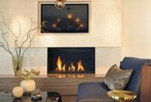 Fireplace / by Cindy Shirk