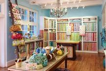 Creative Haven / a space to get the creative juices flowing / by Sherri Frazier