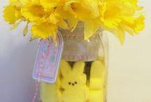 Celebrate SPRING / Easter, flowers,