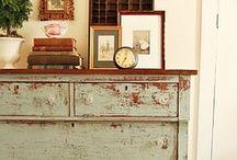 Furniture Pieces / by Sherri Frazier