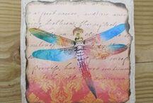 Dragons that Fly, Butterflies / by Sherri Frazier