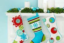 FELT - Christmas / by Sherri Frazier