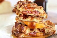 Breakfast is the Bestest / Breakfast is the best meal of the day. Recipes all about eggs, bacon, pancakes, waffles and more!  / by The Noshery