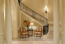 Foyers & Stairs / by Amber Banks