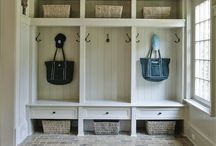 Laundry & Mud Rooms / by Amber Banks