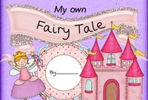 Nursery Rhymes , Fables, and Fairy Tales / by Teacher's Notebook
