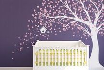Harper's Nursery / Baby bedroom ideas / by Alison Shively