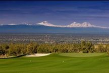 Golf / Brasada Ranch boasts 18 holes of amazing golf with panoramic views.