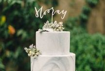 Wedding Cakes & Desserts / Wedding cakes, desserts, sweets and more!