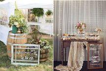Bespoke & Rustic Weddings