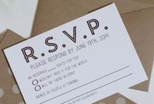 Wedding Invitations & Paper Goods / Wedding Invitations, Save The Dates, Programs, and Paper Goods