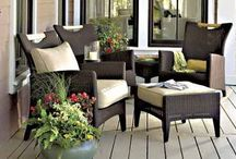 Porch & Deck Ideas / by Amber Banks