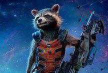 Rocket Raccoon - Futur Costume...