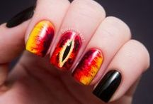Nail Art - Geek