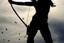 ACE ASSASSIN/BLOOD-BOUND Rhian/Risk ferch Cynwrig de Leon / FMC from Ace Assassin