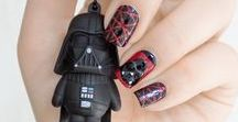 Nail Art - Star Wars