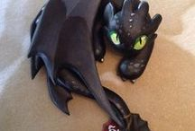 Fimo • Toothless