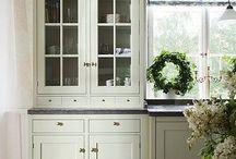 Kitchen Ideas / by Becky Stuedemann