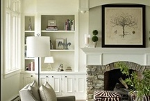 Family Room Ideas / by Becky Stuedemann