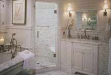 Bathrooms / by Becky Stuedemann