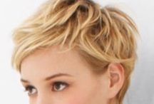Hairstyles I love & recommend / by Melissa Heintz