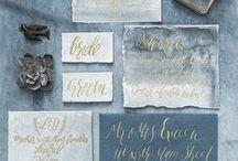 Blue Color Weddings