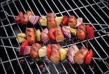 Grilled to Perfection / Time to fire up the coals! We're serving quality from our grill to yours with these simple smoked sausage dinner recipes.