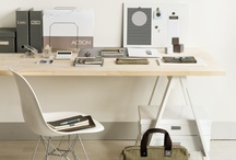 HomeOfficeInspirations / by Juliana Nossar