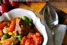 Soups and Stews / by Lori-Ann Peach