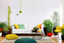 ~Contemporary Decor / by Pic War