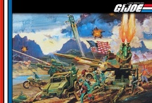 Gijoe Art / by Pic War