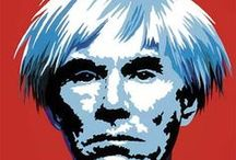Andy Warhol / by Jackie Plier