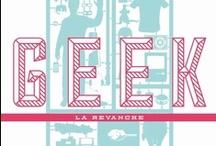 Geek, la revanche ! / Toute la culture geek par Nicolas Beaujouan. Parution le 4 avril 2013 !